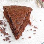 Чудно шоколадов сладкиш с майонеза - без яйца и мазнина!