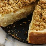 Изумителен сладкиш с ябълки и жълт крем - усилията си заслужават!
