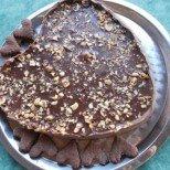 Шоколадова торта-сърце - сюрпризирайте любимия за Свети Валентин