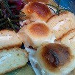 Вкусни хапки Ам-ам със сирене и кисело мляко