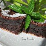 Шоколадов сладкиш After Eight - без брашно и с дъх на мента