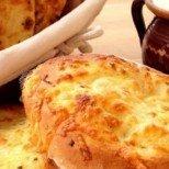 Лесни млечни хлебчета с кашкавал