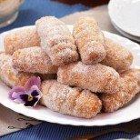 Шербет-кифлички - вълшебна сладост от Ориента
