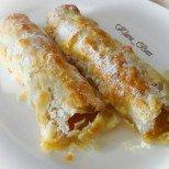 Мармаладки - лесни пурички от бутер тесто