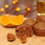 Вкусът на есента - мъфини с тиква