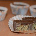 Пияни бонбони с орехи и коняк - нещо бързо и лесно за чревоугодници