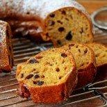 Бананов кекс с моркови - не само вкусно, но и здравословно