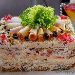 Празничен специалитет: торта за мъже