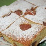 Старомоден сладкиш с плодове - очарователно лесен и вкусен