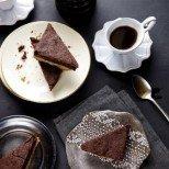 Чудно хрупкав и неустоимо ароматен - бисквитен сладкиш с кафе и шоколад
