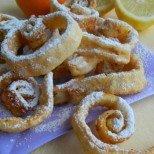 Сладки пърженки от кори за баница - много свежи и ароматни, идеални за хрупкане пред телевизора