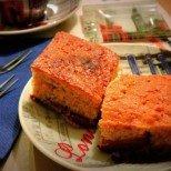 Бирен сладкиш със сини сливи - нещо необичайно, но много вкусно