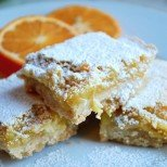 Ароматен сладкиш с мандарини