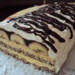 Бърза торта Бананита - любимата на интернет-домакините