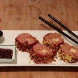 Балканско суши с бекон и топен кашкавал: вижте как