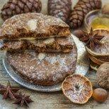 Медени орехови питки - идеални за гризкане в студеното време