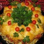 Спагети кекс Болонезе - звучи странно, но е невероятно вкусно!