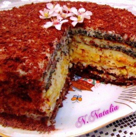 Ще направи празника Ви наистина специален: торта Капризната лейди