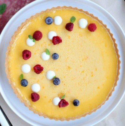 Незабравима лимонова торта - перфектният летен десерт