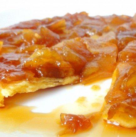 Искате ли да вкусите от чара на Париж? Тогава пригответе този лесен и вкусен френски ябълков сладкиш - Тарт Татен