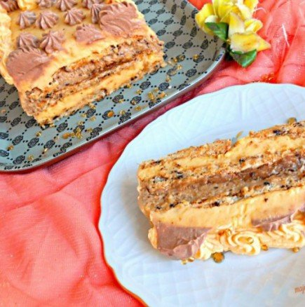 Юбилейна Златна торта - за специални поводи