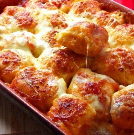 Мамма миа, колко е вкусна: Пица на балончета