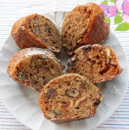 Бъркан 10-минутен кекс с подръчни материали