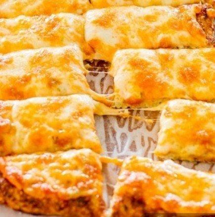 Сензационно: здравословна пица без тесто, с уникален букет от сирена. Няма да повярвате от какво е направена!