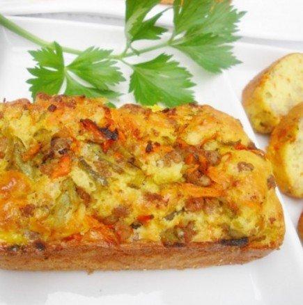 Каубойски пай с кайма - нещо елементарно, но феноменално вкусно!
