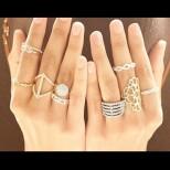 На кой пръст носите пръстена си? Ето какво казва това за вас