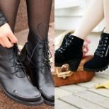 Обувки и боти за студените дни: 5 модела, които ще се носят тази есен (Галерия)