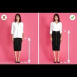 6 модни трика, с които ще изглеждате по-високи, по- слаби и по- стилни. Разгърнете цялата си женственост и бъдете неотразима (снимки)