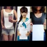 Новата опасна модна тенденция А4, по която полудяха всички млади момичетата по света