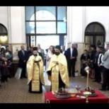 Ето и първи снимки от църквата по време на сватбата на Сидеров