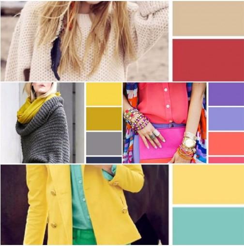 df37067e8b8 Стилни комбинации от цветове в дрехи-Начини за правилно комбиниране на  цветовете-Номер 13