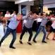 Тези момчета направиха истински фурор с танца, които изпълниха на сватбата на Цвети от Враца (видео)