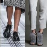 Модерни обувки и ботуши за есен и зима 2017