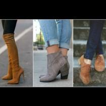 Обувките и ботушите, които станаха хит за есен и зима 2017 (Галерия)