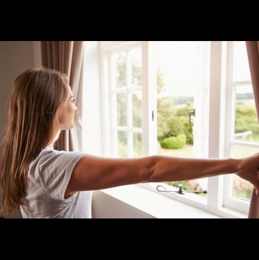 Ето какво трябва да сложите на прозореца си, за да привлечете късмет и да пропъдите злите сили
