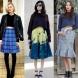 Как да комбинирате късите пуловери през есен 2017