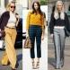 Ето как да комбинирате най-актуалната модна тенденция за есен 2017 (Галерия)