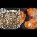 Така си правя пушено пиленце у дома, откакто го видях по телевизията: гениално просто, не мирише и става мозък! Непременно опитайте: