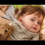 Тази техника е особено ефективна при деца: Компрес спасява малките от възпалено гърло и кашлица