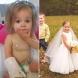 Необичайна сватбена фотосесия на болно дете: Бях уплашена, че това ще е единственият път, когато ще видя детето си в булчинска рокля
