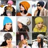 Модни тенденции в шапките и шаловете тази зима