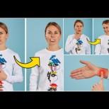 """11 начина да """"измамим"""" тялото, за да си помогнем в неприятни ситуации"""