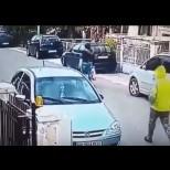 Куче спасява жена от крадец