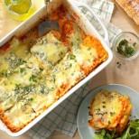 Със сигурност ще запомните пикантния вкус на соса и ароматните сирена, които допълват идеално това ястие