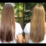 Цял живот си изсветлявам косата по този начин, а хората си мислят, че се боядисвам