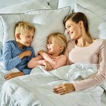 Как да помогнете на децата си да спят пълноценно